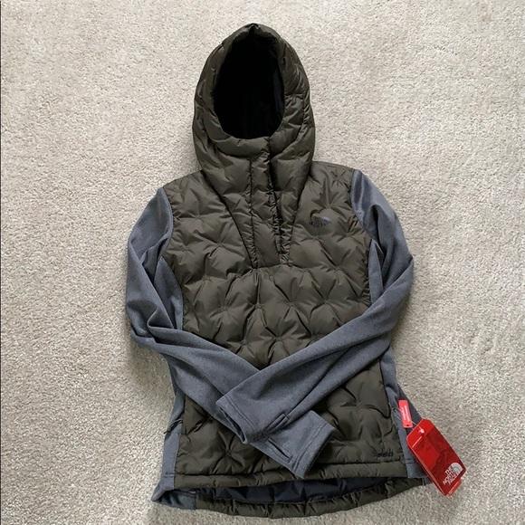 a68ddbfa8 North Face Mashup Pullover Jacket Sz Small NWT